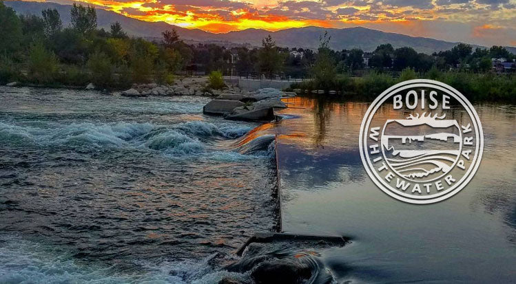 Boise Whitewater Park Phase 2 Funded by Albertson Foundation