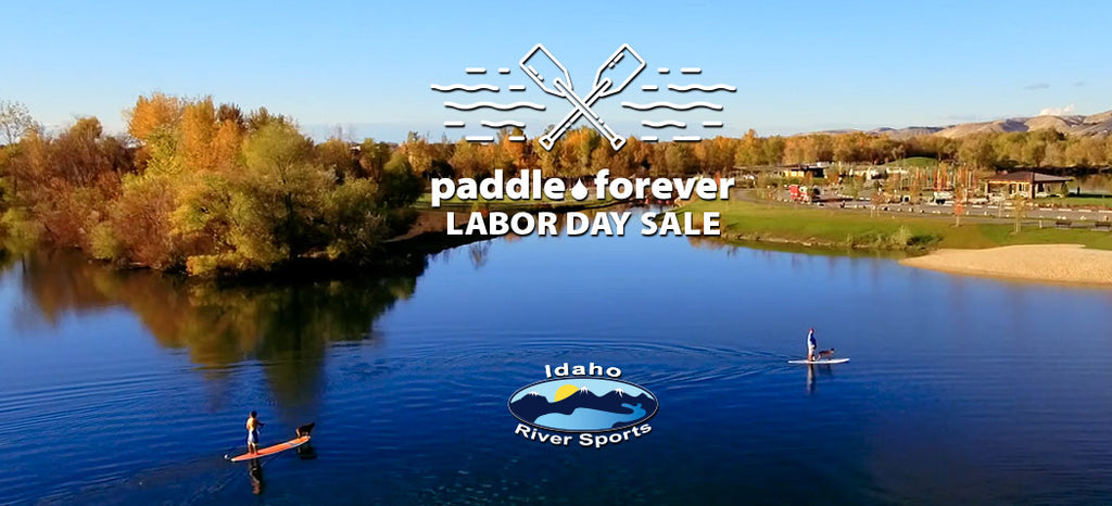 Paddle.Forever Labor Day Sale