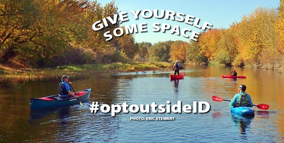 Small Business Saturday & #OptoutsideID