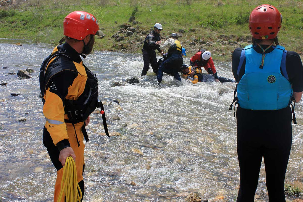 Swift Water Rescue Class (H2O - 2 Day)