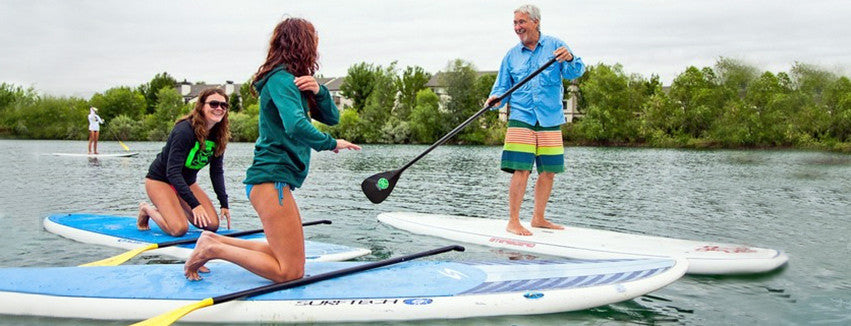 Profile: SUP Ambassador Jimmy Smith