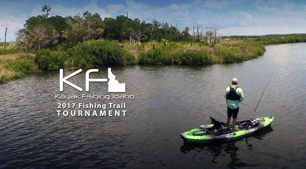 KFI Kayak Fishing Tourney Announced