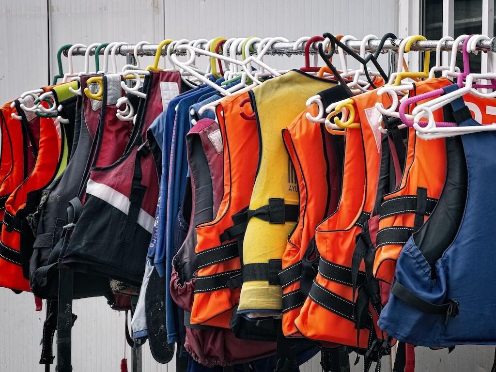 COVID-19 Virus: Cleaning & Storing your Life Jackets