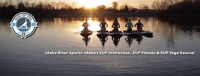 Stand Up Paddleboard SUP Yoga Classes