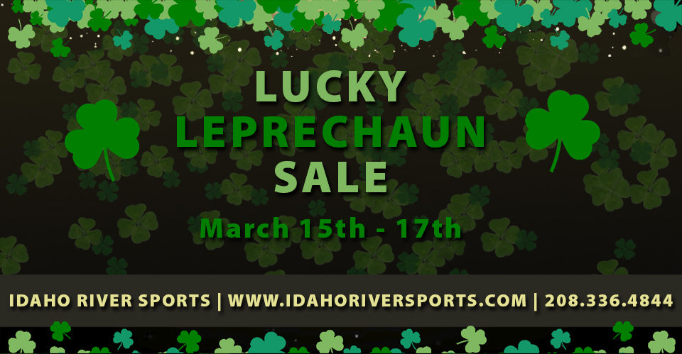 Lucky Leprechaun Sale 2018