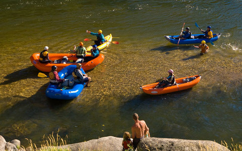 Raft Package Rentals – Idaho River Sports