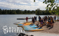 bold betties sup kayak classes