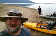 Dave Neal - Idaho Hobie Fishing Team