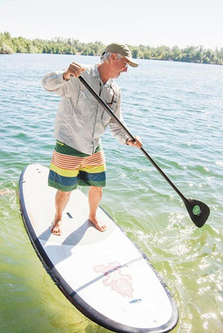 Jimmy Smith Idaho River Sports SUP ambassador