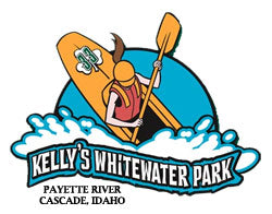 kelly's whitewater park - kayak SUP surf cascade, idaho