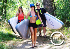 latitude stand up paddle boards SUP