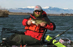 Tom Monahan - Idaho Hobie Fishing Team