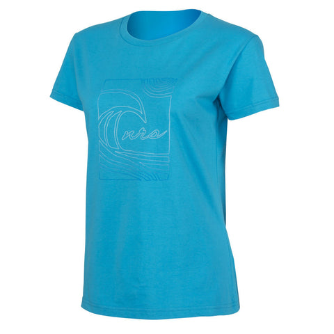NRS Women's Caribbean Sunset T-Shirt