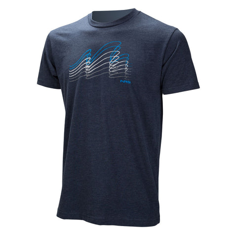 NRS Men's Ripple T-Shirt