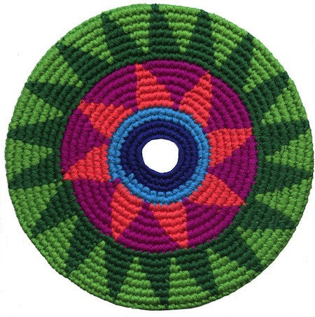 Pocket Disc Crochet Frisbee Sports Edition