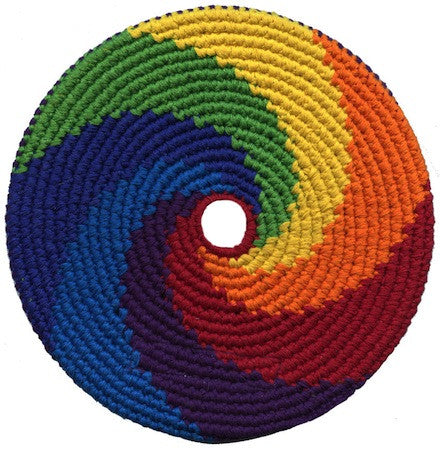 Pocket Disc Crochet Frisbee Classic Edition