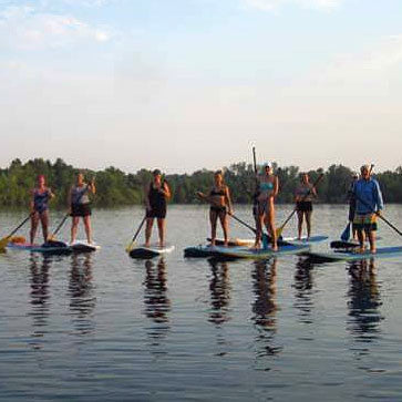Single SUP Intro Class