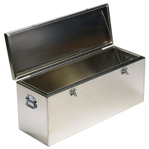 Eddy Out Aluminum Dry Box 38L x 16H x 13D