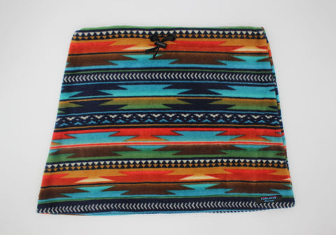 Blue Aztec FunLuvin' Skirt