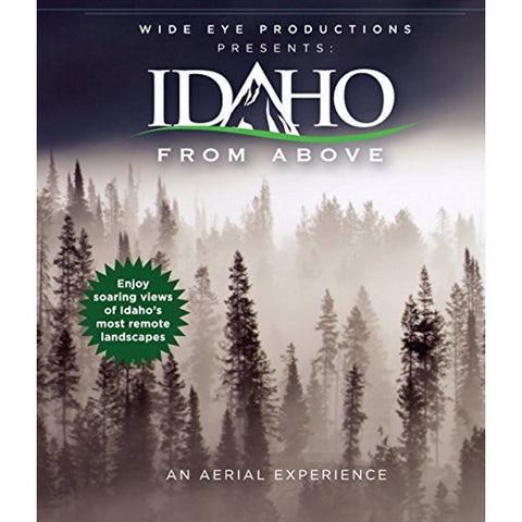 Idaho From Above Blu-ray