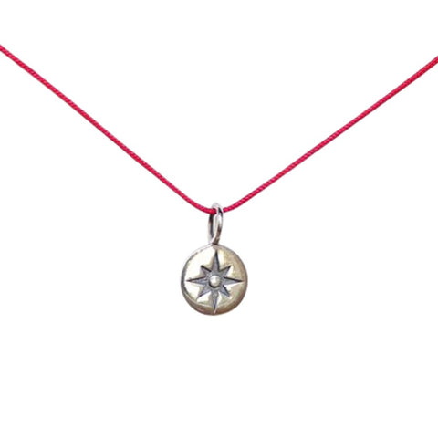 TINY CHARM COMPASS ROSE