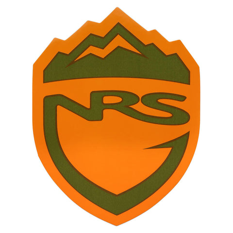 NRS Fishing Shield Sticker