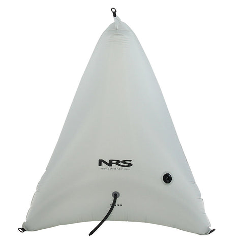 NRS Canoe 3-D Short Solo Float