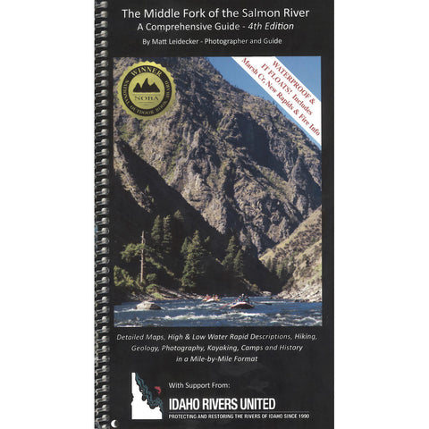 Middle Fork of the Salmon River Guide Book 4th Ed.