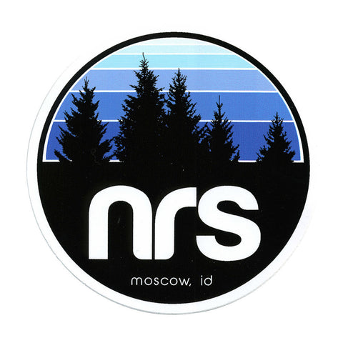 NRS Idaho Sunset Sticker