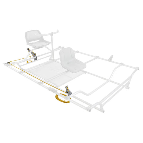 NRS Cataraft Anchor System for Frames with Cast LoPros
