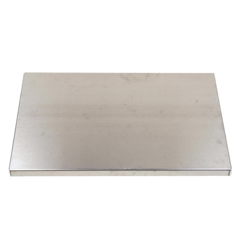 Aluminum Cover for the Firepan