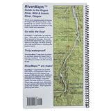 RiverMaps Rogue River Guide Book