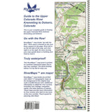 RiverMaps Upper Colorado River Guide Book