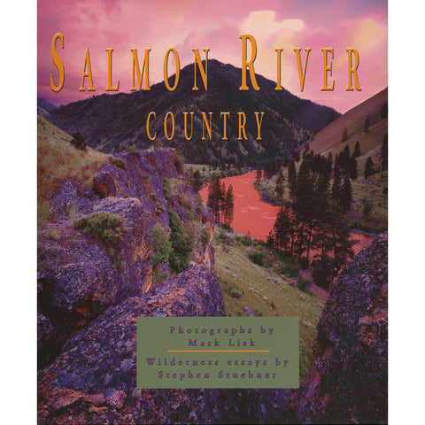 Salmon River Country Book