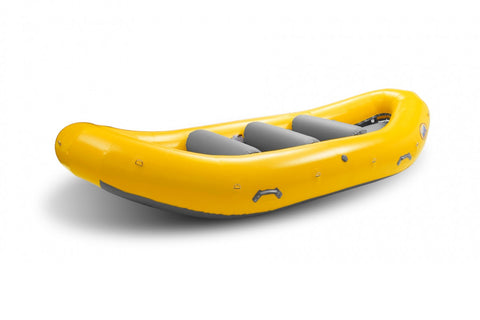 AIRE Super Duper Puma Self-Bailing Raft