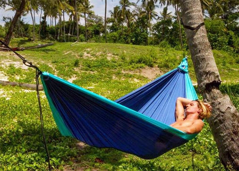 Ticket to the Moon Ultimate Double Hammock Package