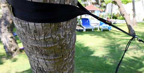 Ticket to the Moon Tree-Friendly Hammock Straps