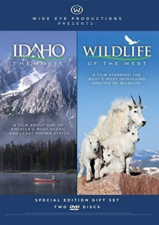 Wild life of the West/ Idaho the Movie: Two Pack