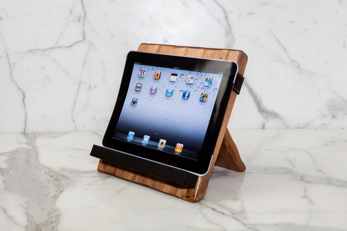 Heritage Tablet Holder, Three Ways
