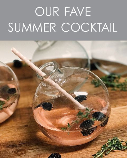 My Fave Summer Cocktail