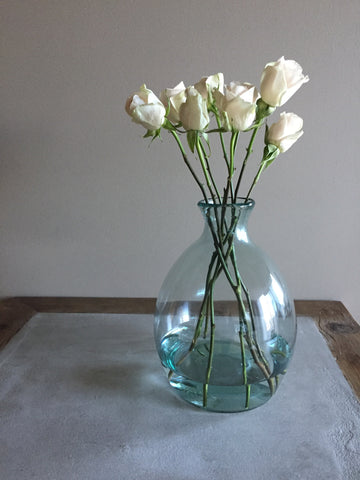 Europe2You Glass Flower Arrangment
