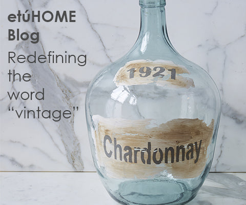 etuHOME Redefine the word Vintage Blog