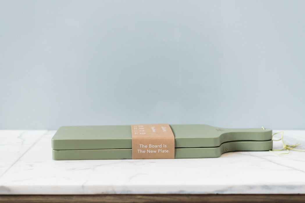 Sage Tapas Plank, Set of 2