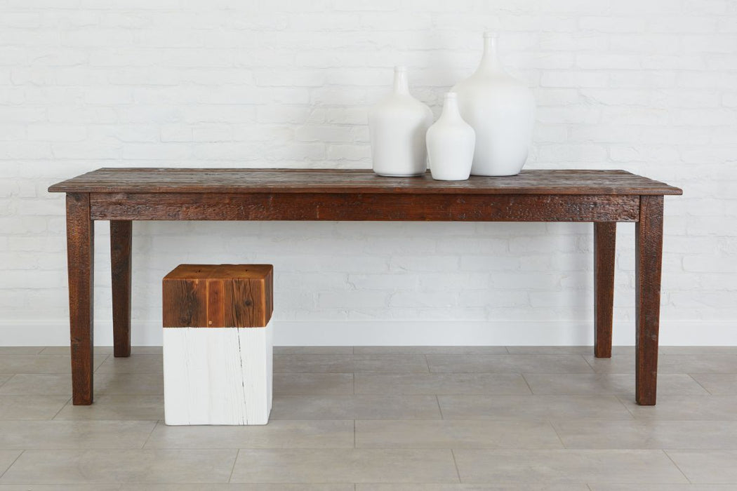 Provence Table, Saddle