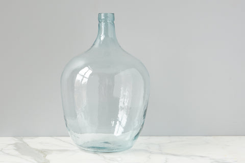 Recycled Demijohn Clear, 30L
