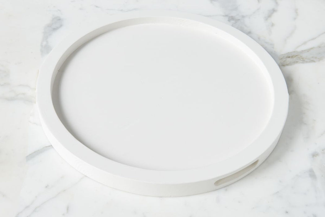 Nesting Tray, Large, White