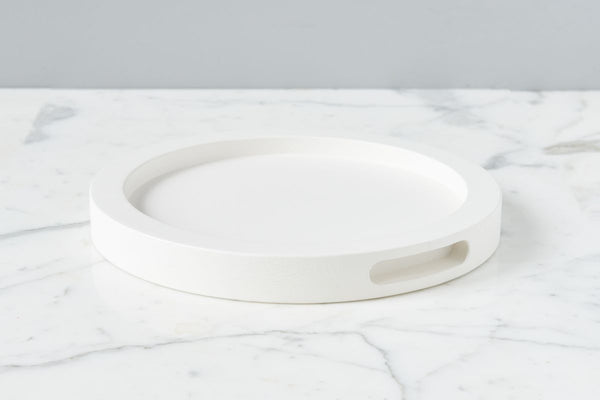 Nesting Tray, Small, White