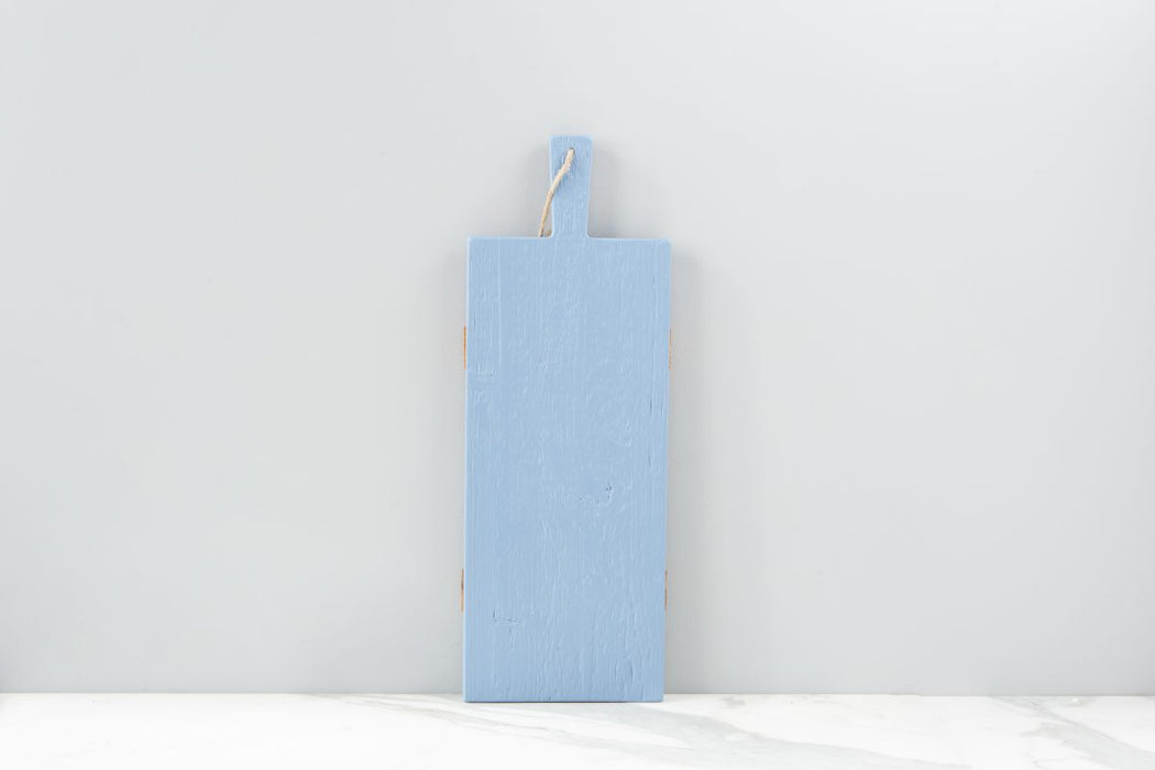 Caitlin Wilson French Blue Rectangle Mod Charcuterie Board, Small