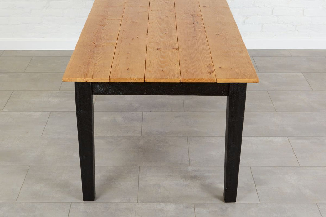 Provence Table Natural/Black