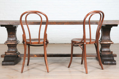 No. 18 Dining Chair, Saddle